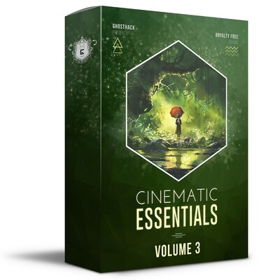 Cinematic Essentials Volume 3 - Royalty Free Samples