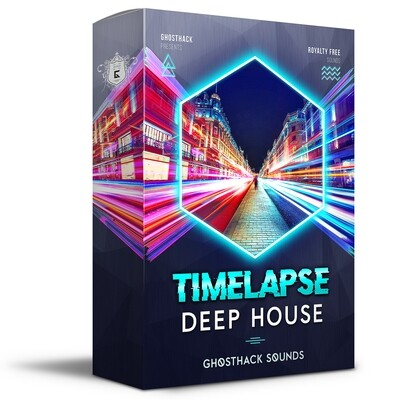 Timelapse Deep House - Royalty Free Samples