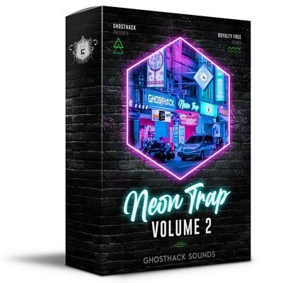 Neon Trap & Hip-Hop Kits Volume 2 - Royalty Free Samples
