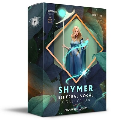 Shymer - Ethereal Vocal Collection - Royalty Free Samples