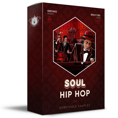 Soul Hip Hop - Royalty Free Samples