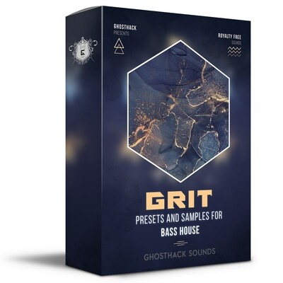 Grit - Serum Presets and Samples for Bass House - Royalty Free Samples