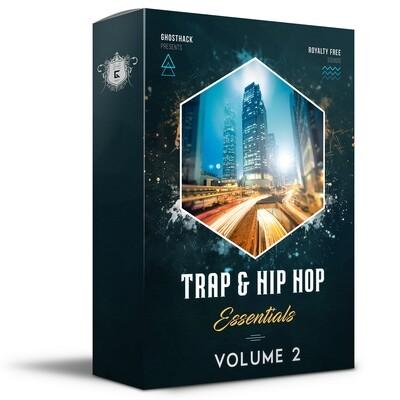 Trap & Hip Hop Essentials Volume 2 - Royalty Free Samples