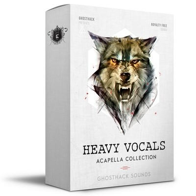 Heavy Vocals - Royalty Free Samples