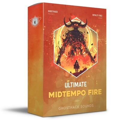 Midtempo Fire - Royalty Free Samples