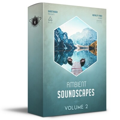 Ambient Soundscapes Volume 2 - Royalty Free Samples