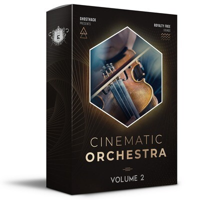 Cinematic Orchestra Volume 2 - Royalty Free Samples