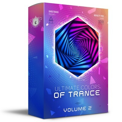 Ultimate Colors of Trance Volume 2 - Royalty Free Samples