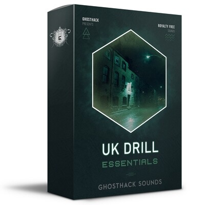 UK Drill Essentials - Royalty Free Samples