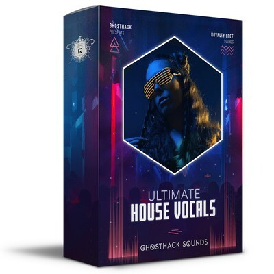 Ultimate House Vocals - Royalty Free Samples