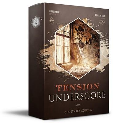 Tension Underscore - Royalty Free Samples