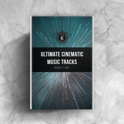 Ultimate Cinematic Music Tracks - Royalty Free Samples