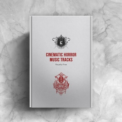 Cinematic Horror Music Tracks - Royalty Free Samples