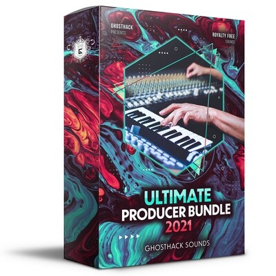 Ultimate Producer Bundle 2021 - Royalty Free Samples