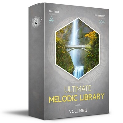 Ultimate Melodic Library Volume 2 - Royalty Free Samples
