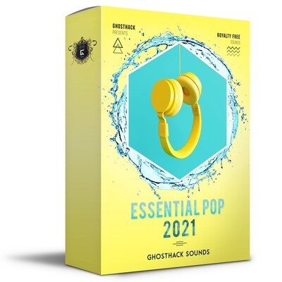 Essential Pop 2021 - Royalty Free Samples