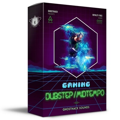 Gaming Dubstep & Midtempo - Royalty Free Samples