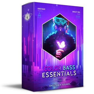 Color Bass Essentials - Royalty Free Samples