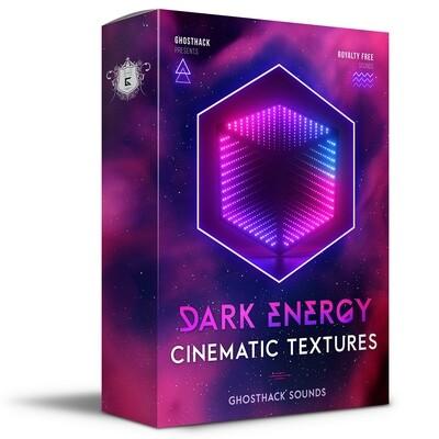 Dark Energy - Cinematic Textures - Royalty Free Samples