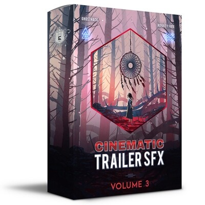 Cinematic Trailer SFX Volume 3 - Royalty Free Samples