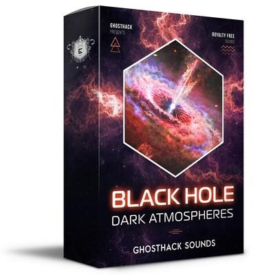 Black Hole - Dark Atmospheres - Royalty Free Samples