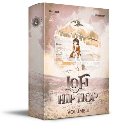 Lo-Fi Hip Hop Volume 4 - Royalty Free Samples