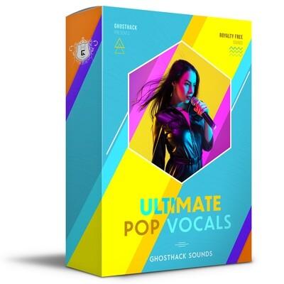 Ultimate Pop Vocals - Royalty Free Samples