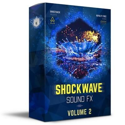 Shockwave Sound FX Volume 2 - Royalty Free Samples