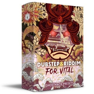 Vital Dubstep & Riddim Presets by Wubbaduck - Royalty Free Samples