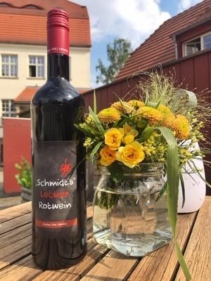 Schmidt's lecker Rotwein - Weingut DREI HERREN