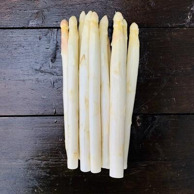 Weißer Spargel aus Nieschütz (zur Abholung, täglich verfügbar)