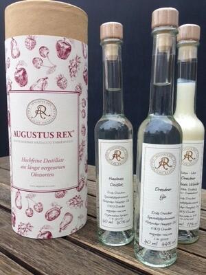Augustus Rex  - 3 Spezialitäten à 40ml im edlen Geschenkset