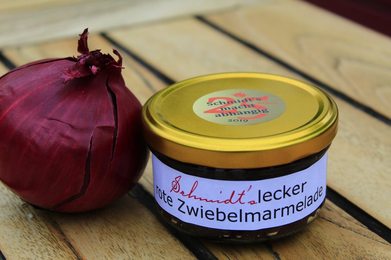 Schmidt's lecker rote Zwiebelmarmelade (zur Abholung)