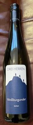 Weißburgunder - Weingut DREI HERREN
