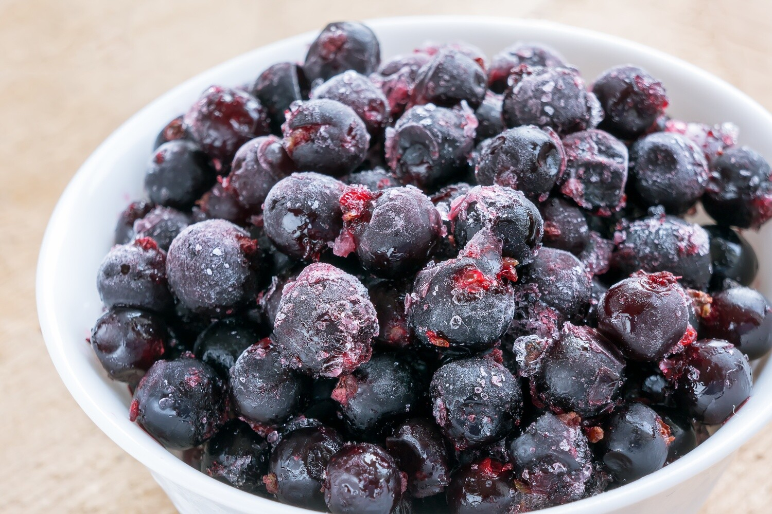 FROZEN CULTIVATED BLUEBERRY 1 KG