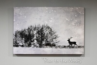 Run to the woods 24