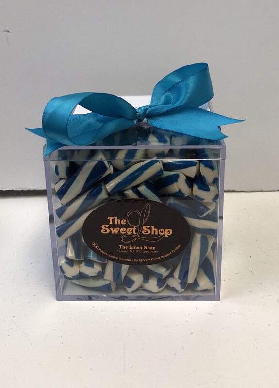 Blue Candy Cube