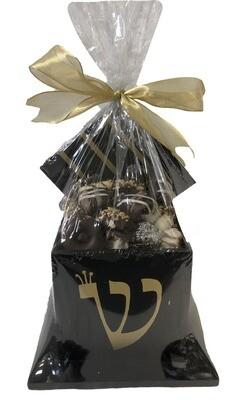 Large Tefflin Box with chocolate