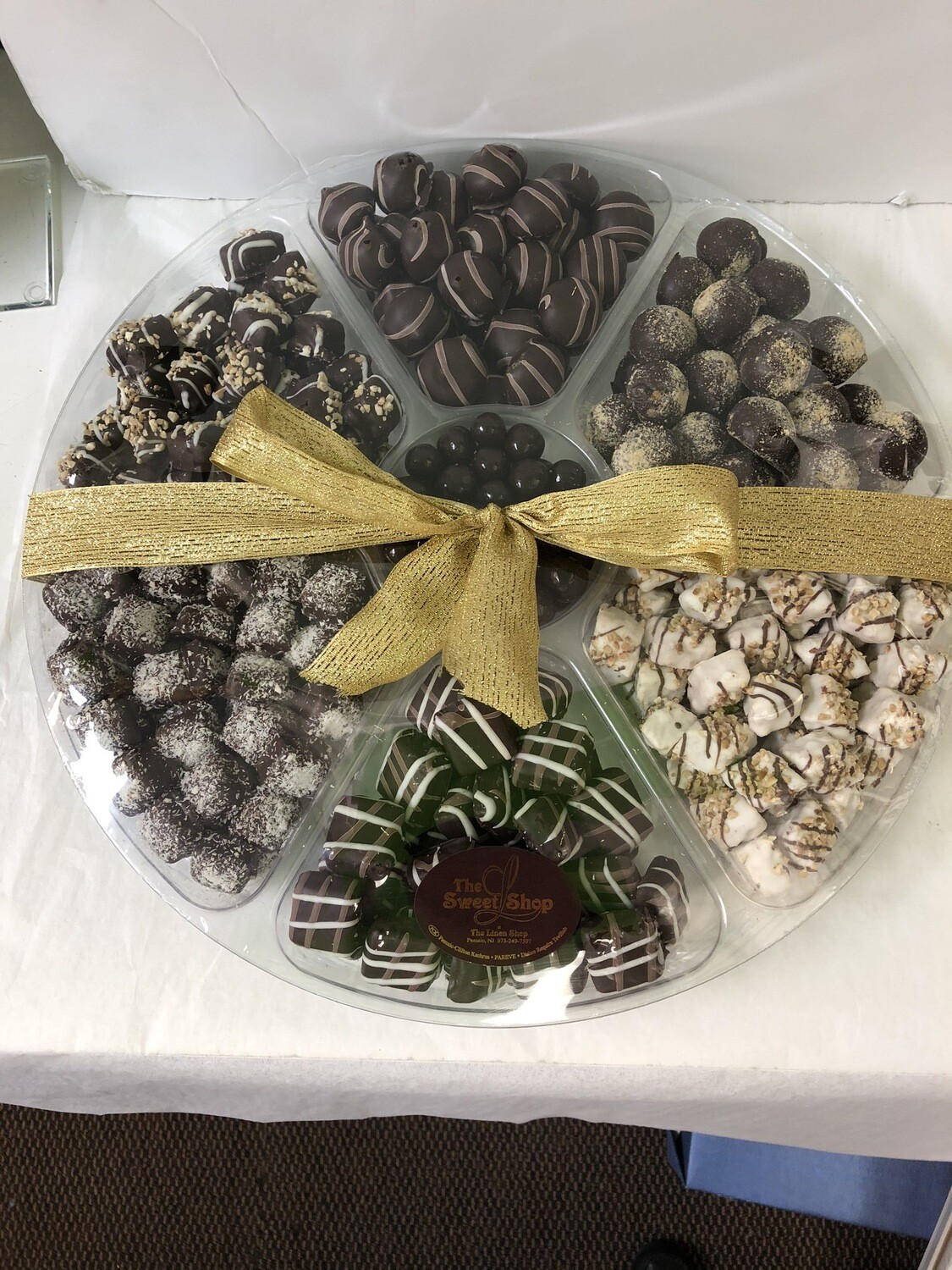 Dream Chocolate Platter