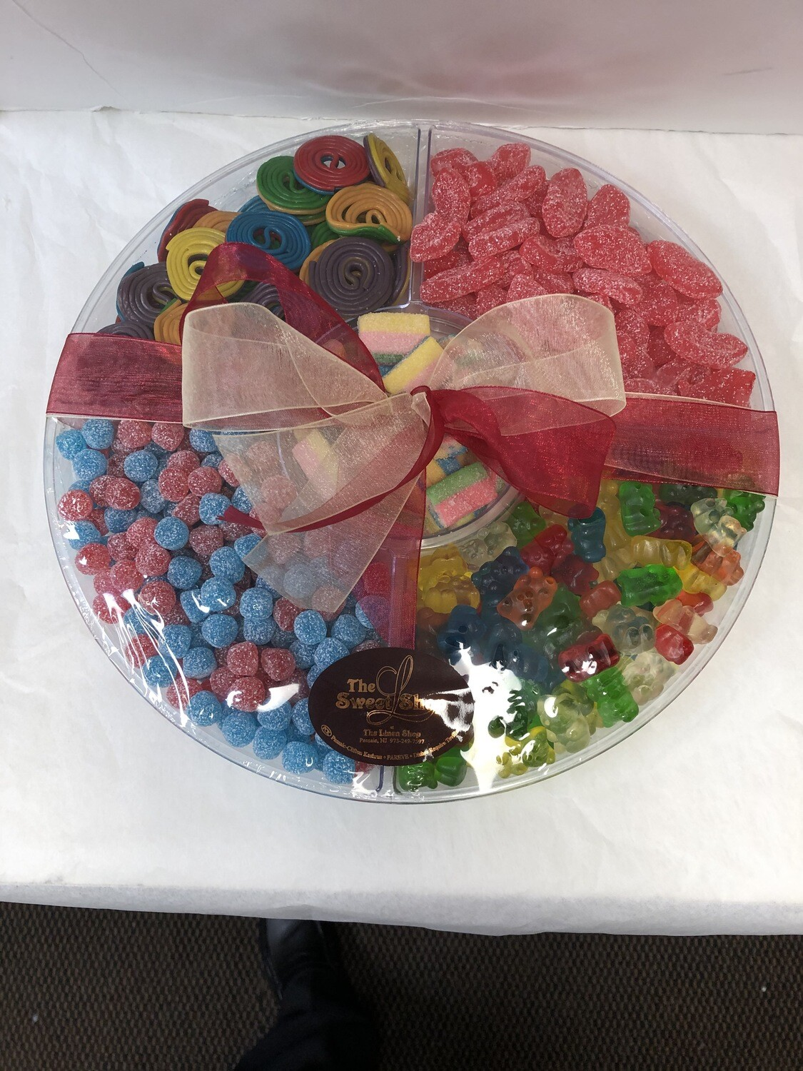 Deluxe Candy Platter