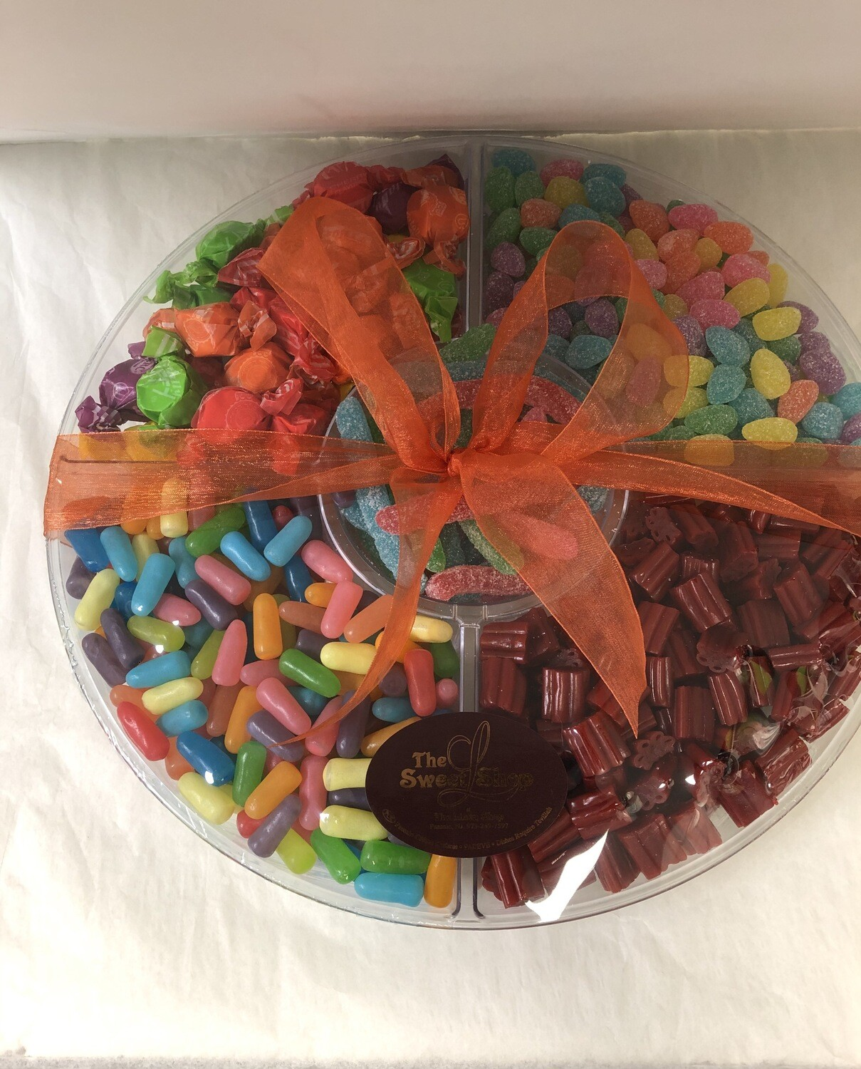 5 Section All Candy