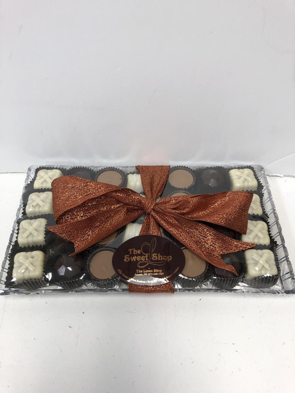 Just Truffles on a platter