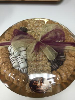Overloaded Chocolate Platter