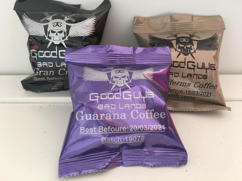 Caffè al sapore di Guaranà Capsule compatibili Lavazza