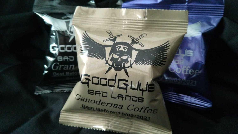 Caffè al sapore al Ganoderma Capsule compatibile Lavazza