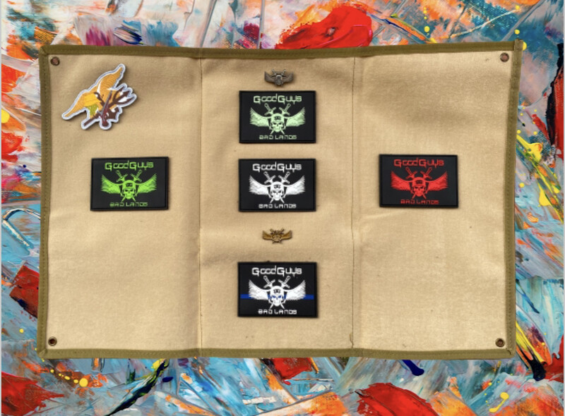 Good Guys patches panel Pack