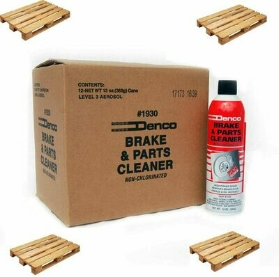 #1930 Denco Brake & Parts Cleaner - 80 Case Skid