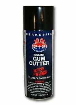 Berkebile Instant Gum Cutter Carb Cleaner - 13oz Can - Pack of 12