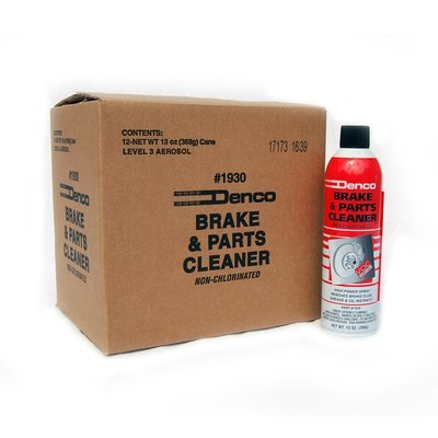 #1930C Denco Brake & Parts Cleaner Non Chlorinated-Aerosal 13 OZ Can