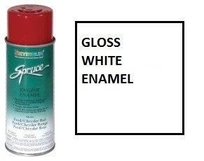 #98-2 Seymour Spruce General Purpose Gloss White Enamel 12OZ